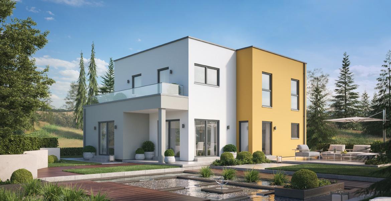 Fertighaus SchwabenhausEinfamilienhaus Solitaire-E-125 E11