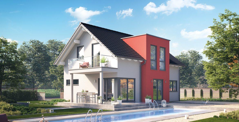 Fertighaus SchwabenhausEinfamilienhaus Solitaire-E-125 E2