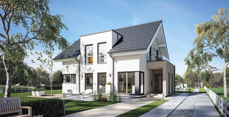 Fertighaus SchwabenhausEinfamilienhaus Solitaire-E-145 E2