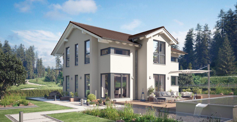 Fertighaus SchwabenhausEinfamilienhaus Solitaire-E-145 E5