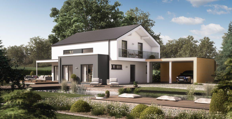 Fertighaus SchwabenhausEinfamilienhaus Solitaire-E-165 E5