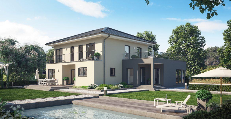 Fertighaus SchwabenhausEinfamilienhaus Solitaire-E-165 E7