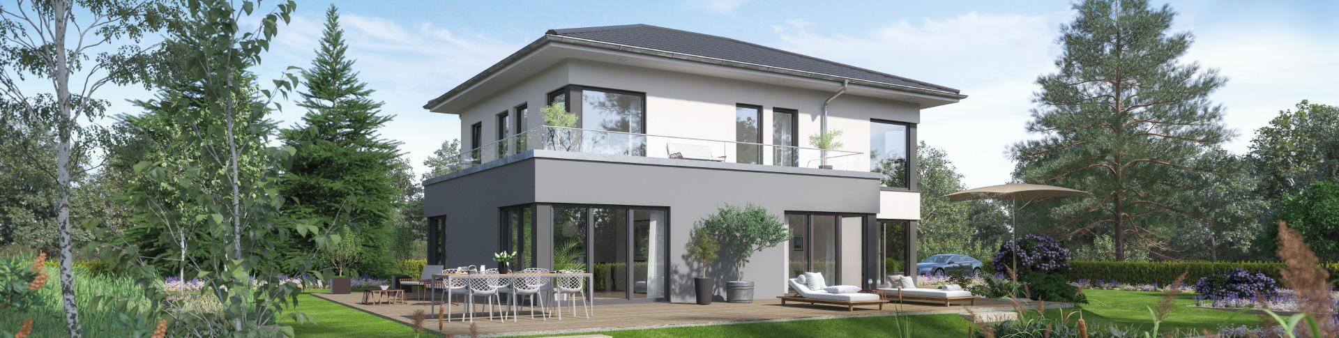 Fertighaus massiv Preise & Kosten » Massivhaus mit Massivbauweise