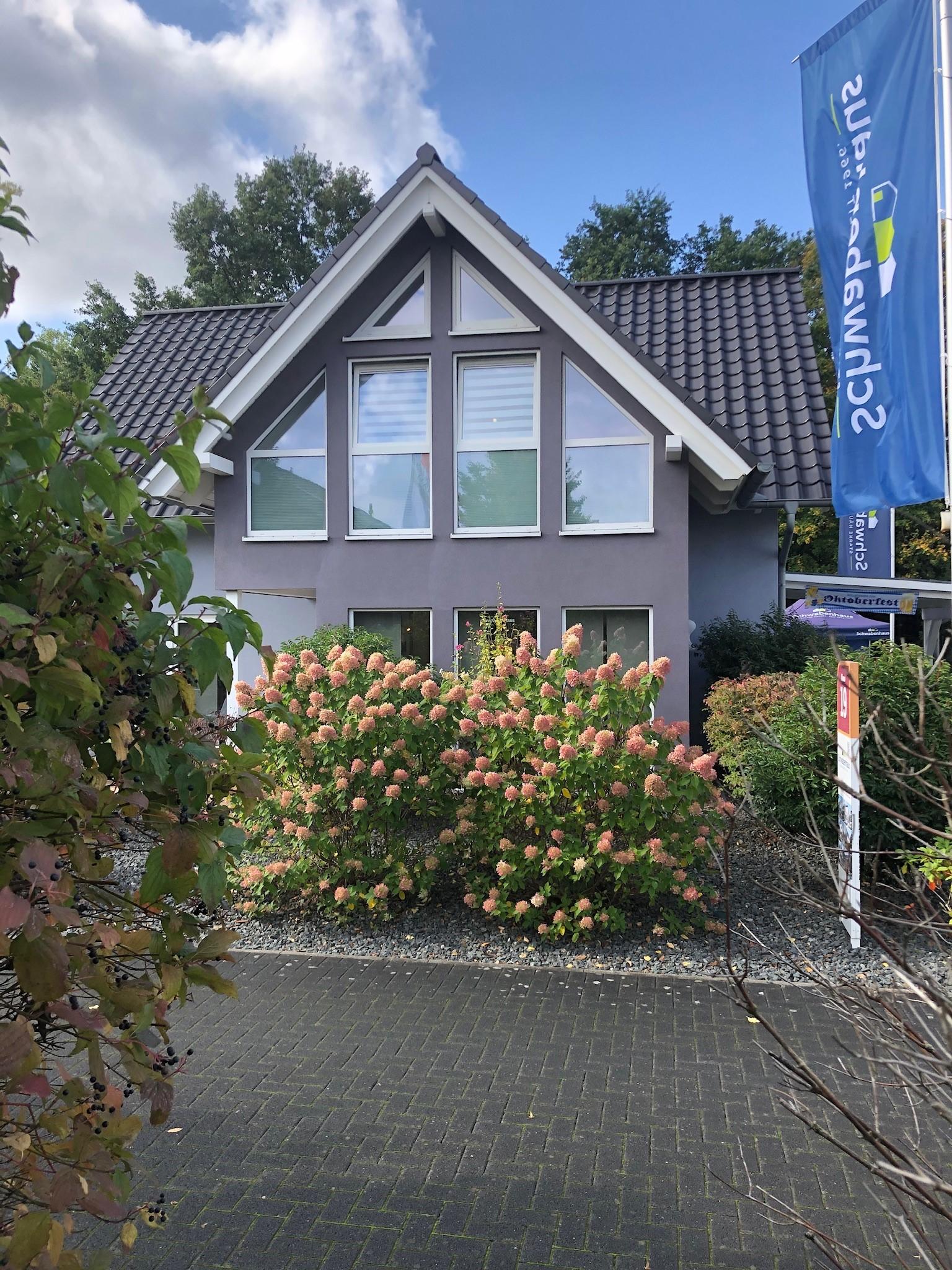 Musterhaus Hannover Fertighaus Von Schwabenhaus
