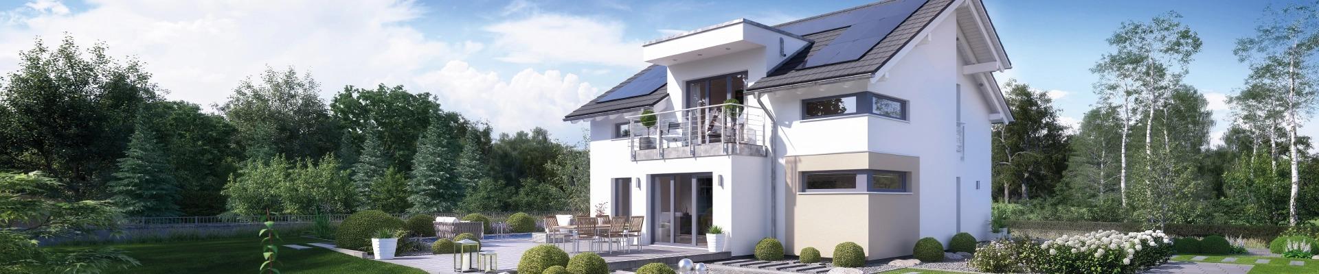 Fertighaus Preise & Kosten schlüsselfertig » Komplettes Haus ...